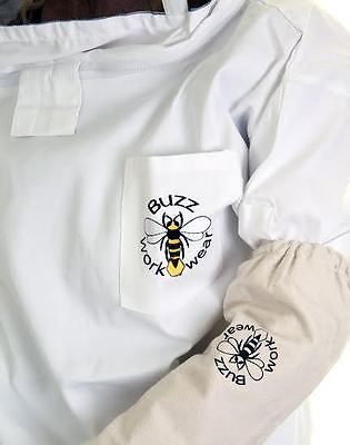 BUZZ Beekeepers bee Jacket / Tunic and Gloves: ALL SIZES 2