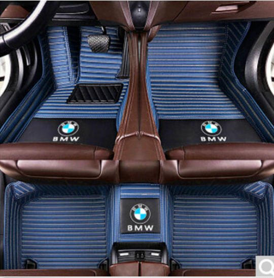 For Car Floor Mats BMW 3 Series E36 E46 E90 F30 G20 ,All Weather Floor Mats 7