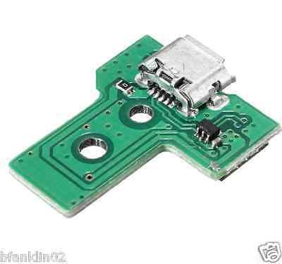 PS4 Sony PlayStation USB Controller Charging Port Socket Board Flex Cable Ribbon 4