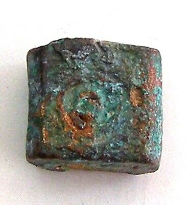 ANCIENT ROMAN BYZANTINE BRONZE WEIGHT great collection!!! #AR91-96 2