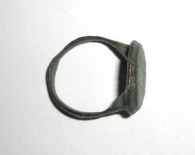 Ancient Roman Empire, 1st - 3rd c. AD. Bronze Ring 3