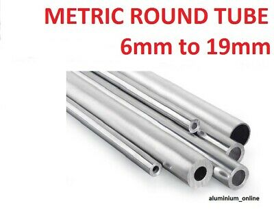 Aluminium Round Tube 4