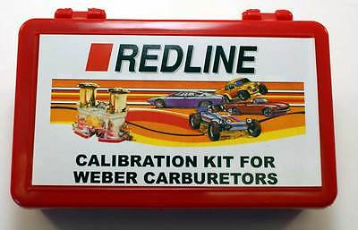 Redline Jet Kit fits 32//36 Weber carb DGEV DGAV 4cyl High Altitude 2500-10000+