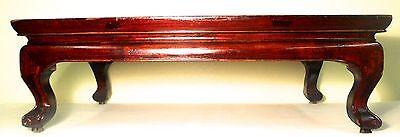 Antique Chinese Ming Kang Table (5375), Circa 1800-1849 2
