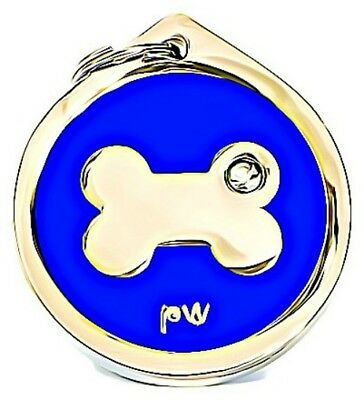 Personalised Engraved Pet ID Collar Tags Cat Dog Various Designs FREE UK DEL 11
