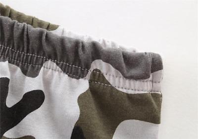 2pcs Newborn Toddler Infant Kids Baby Boy Clothes T-shirt Tops+Pants Outfits Set 7
