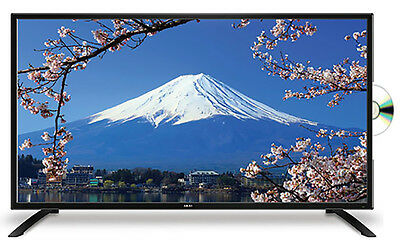 "AKAI 24"" INCH FULL HD LED TV w/ BUILT IN DVD PLAYER/PVR 2 YR WARRANTY BRAND NEW! 2"