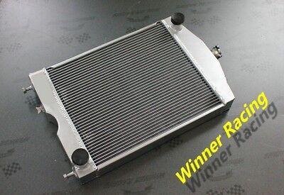 "2x1"" Ford 2N/8N/9N tractor w/chevy 350 5.7L V8 engine Aluminum Alloy Radiator"