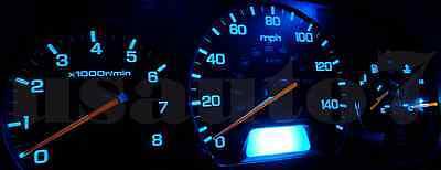 NEW Dash Instrument Cluster Gauge PINK SMD LED LIGHTS KIT Fit 98-02 Honda Accord