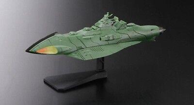 Star Blazers Yamato Battleship 2199 version 03 Camilas Destroyer model kit