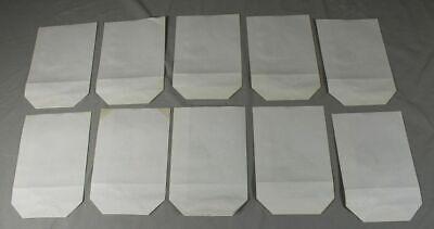 100 x alte Papiertüte / Verkaufstüte - Kron Apotheke Biberach an der Riß /S17 10