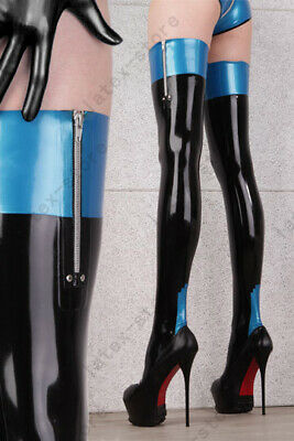 Latex Catsuit Rubber Gummi Sexy Outfits Rompers Cool Outside Jumpsuits Customize 4