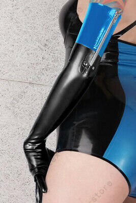 Latex Catsuit Rubber Gummi Sexy Outfits Rompers Cool Outside Jumpsuits Customize 2