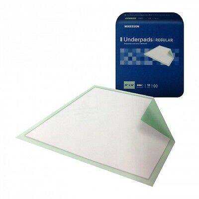 150 30x30 Dog Puppy Training Wee Wee Pee Pads Underpads Stay Dry McKesson 3