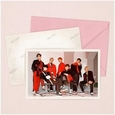 ONF [WE MUST LOVE] 3rd Mini Album CD+Photo Book+Card+Post Card+2p Photo SEALED 2