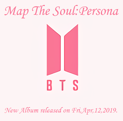 US SHIPPING BTS[Map Of The Soul:Persona]Random CD+Poster+Book+Card+Film+etc 4