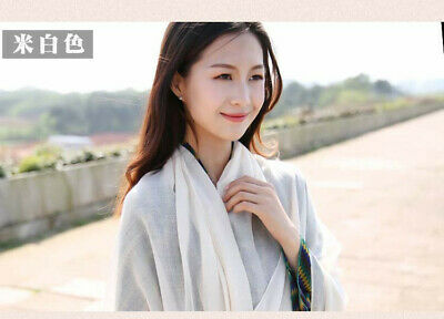 US Seller- 12 Discount Scarf scarves plain casual light weight shawls wholesale 3