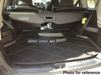 Car Mat Trunk Cargo Liner Tray Floor For Honda Crv Cr V