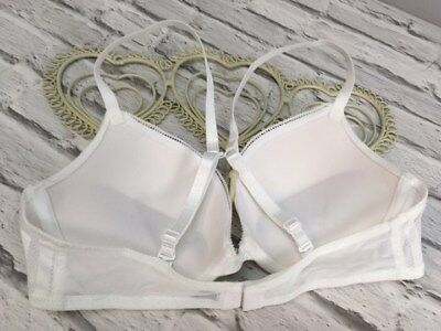 BB-2 EX M/&S LADIES Lace Padded Push Up Plunge Bra A-DD IN MANY COLOUR