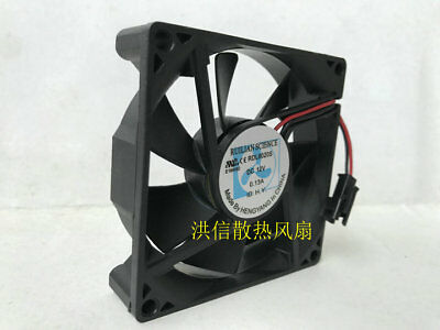 1PC RUILAN SCIENCE RDL8020S 12V 0.13A 8CM 2-wire Cooling Fan