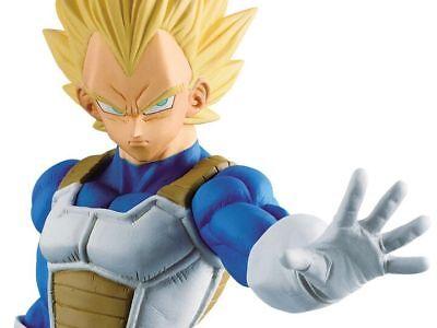 Dragon Ball Z Vegeta Ss Absolute Perfection Figure Banpresto New 2