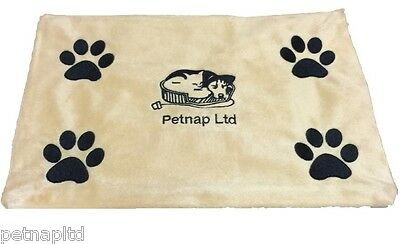 Pet bed heater. Cat or dog Heat Pad heated Petnap Warmer Pad F55, Kennel Heater 4