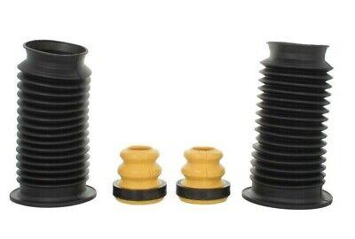 Coppia supporti ammortizzatore + Kit Tamponi Fiat Grande Punto Opel Corsa D 2