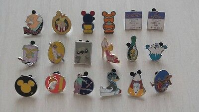 ~! 50 Mickey Disney Collectible Trading Pins Lot! 100% tradable HM LE CAST~! 4