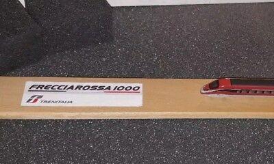 Raro Modellino Frecciarossa 1000 Gadget Ufficiale Originale Trenitalia 6
