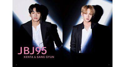 JBJ95-[Home] 1st Mini Album Random Ver CD+Poster+Book+PhotoCard+Mark+Transparent 7