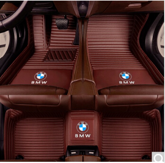 For Car Floor Mats BMW 3 Series E36 E46 E90 F30 G20 ,All Weather Floor Mats 10