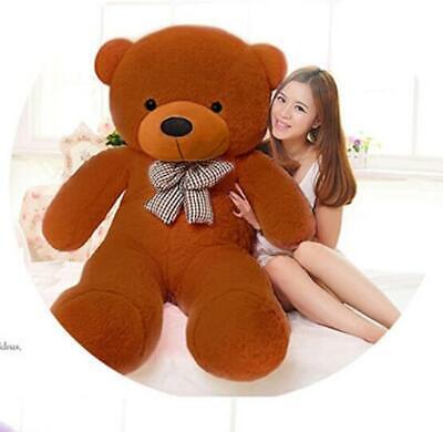 UK Giant Huge Big Animals Teddy Bear Stuffed Plush Toys Gift Soft Sweaters New 4