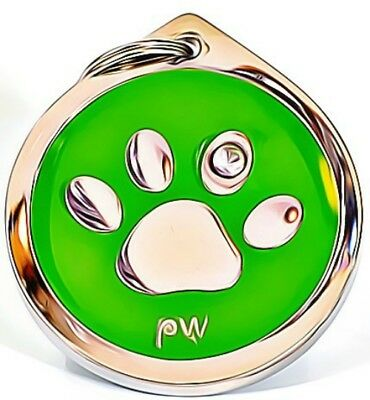Personalised Engraved Pet ID Collar Tags Cat Dog Various Designs FREE UK DEL 8