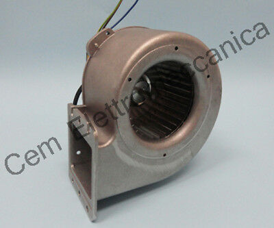 Ventilatore Centrifugo  2800 giri caldaia forgia Motore Elettrico 80 W Monofase 6