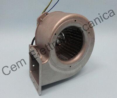 Ventilatore centrifugo 80 - 85 watt motore monofase 2800 giri ideale per caldaia 2