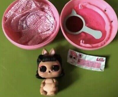 LOL Surprise PETS ShortStop Bunny Confetti Pop Dolls Pet Short Stop Hop Rabbit 5