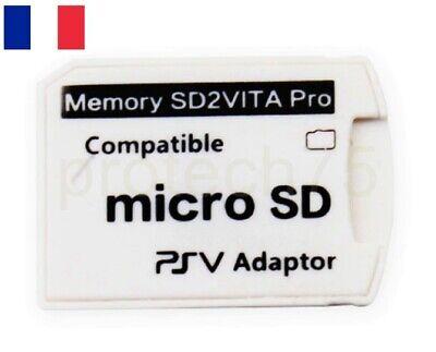 SD2 Vita  adaptateur carte mémoire micro SD TF Carte pour PS vita PSV 1000 v5.0 3
