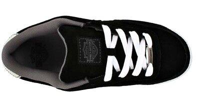 Harley-Davidson® Men/'s Steel Toe Static Safety Black Suede Work Shoes D93027