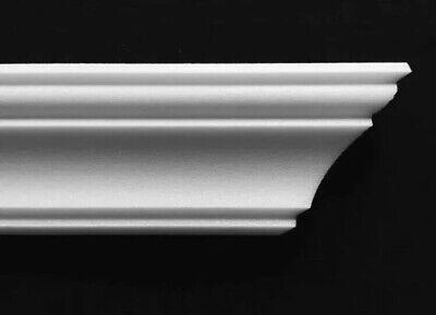 BK51 Leiste 50 mm x 50 mm Styroporleiste Eckleiste Stuckleiste Profile Stuck