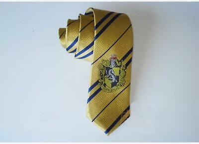 HARRY POTTER Neck Tie Gryffindor Slytherin Hufflepuff Ravenclaw Cosplay - USA 4