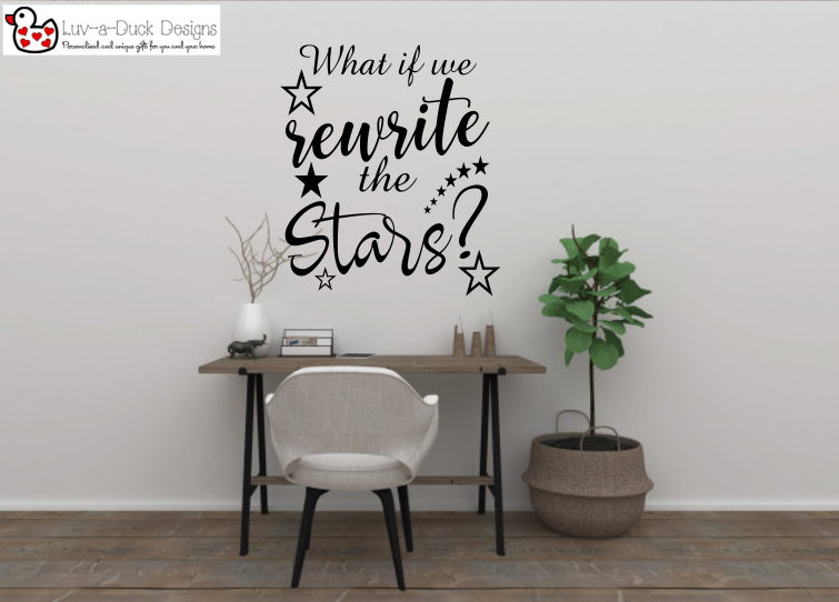 The Greatest Showman This Is Me Wall Sticker Adult Teenager Children/'s Lyrics