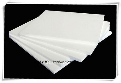 Plastics Equipment & Materials Teflon PTFE Virgin Sheet 3mm