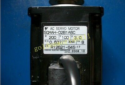 MSMA3AZS1A Servo Motor good in condition for industry use
