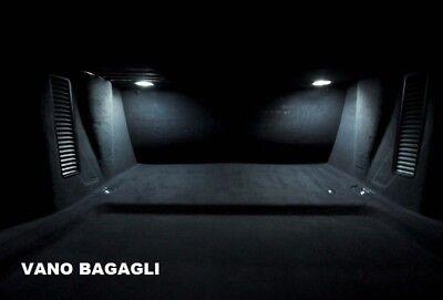 KIT INTERNI LED COMPLETO WHITE LIGHT 6000K VW SCIROCCO