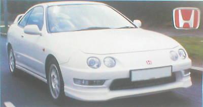 Fiat Coupe  Road Test Brochure Acura Integra R vs