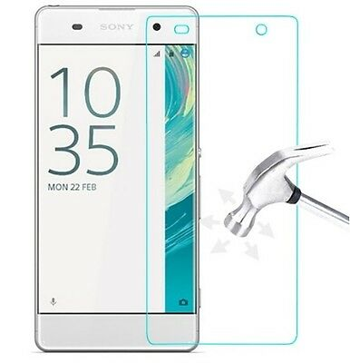 (1 / 2Pk)Premium Tempered Glass Screen Protector for Sony Xperia X & Performance 2