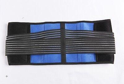 Neoprene Deluxe belt ~ Pain Relief~Double Pull Lumbar Lower, Back Support Brace 3