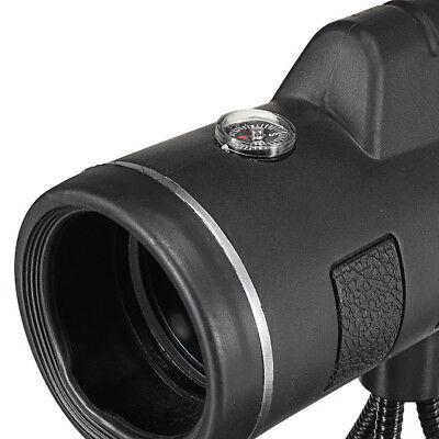 Obiettivo Zoom 40X60 Ottico Monoculare Telescopio + Clip + Treppiede per Cellula 9