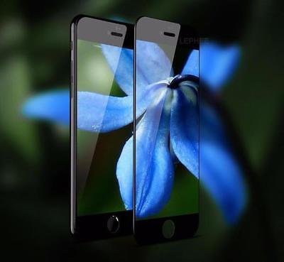 Pellicola Vetro Temperato 5D CURVO Protezione Completa per iPhone XS MAX XR 7 8 6