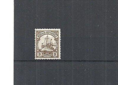 Deutsch-Neuguinea 1900, Einzelmarken aus MiNrn: 1 - 24 */**, ungebraucht */**